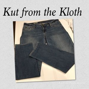 Straight leg size 8 Kut from the Kloth
